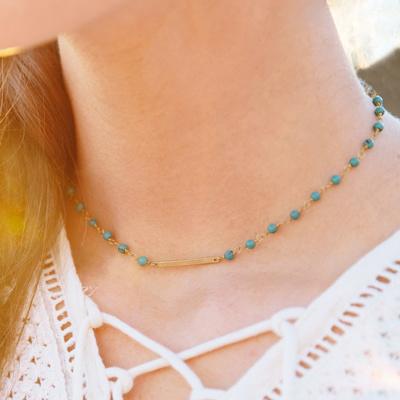 Coastal Choker Necklace