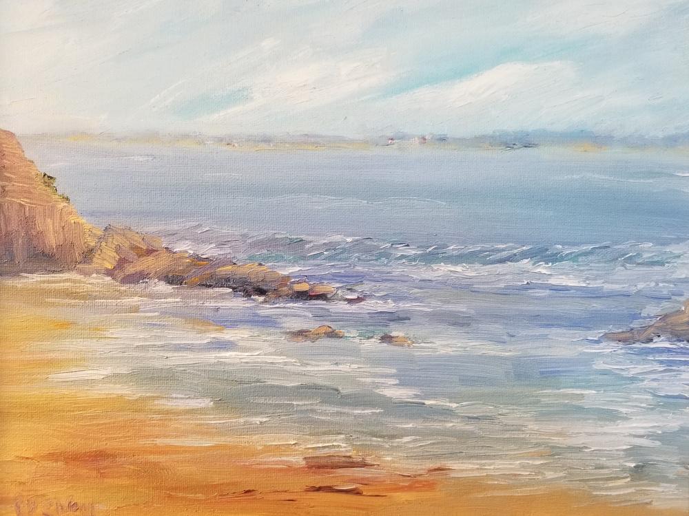 San Luis Obispo Artist Paula DeLay