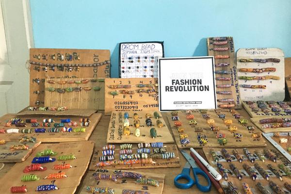 Beadmakers' portfolios.