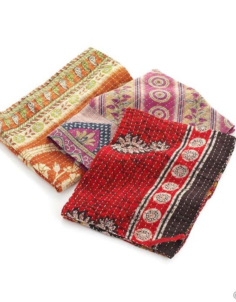 Kantha Dish Towels Set