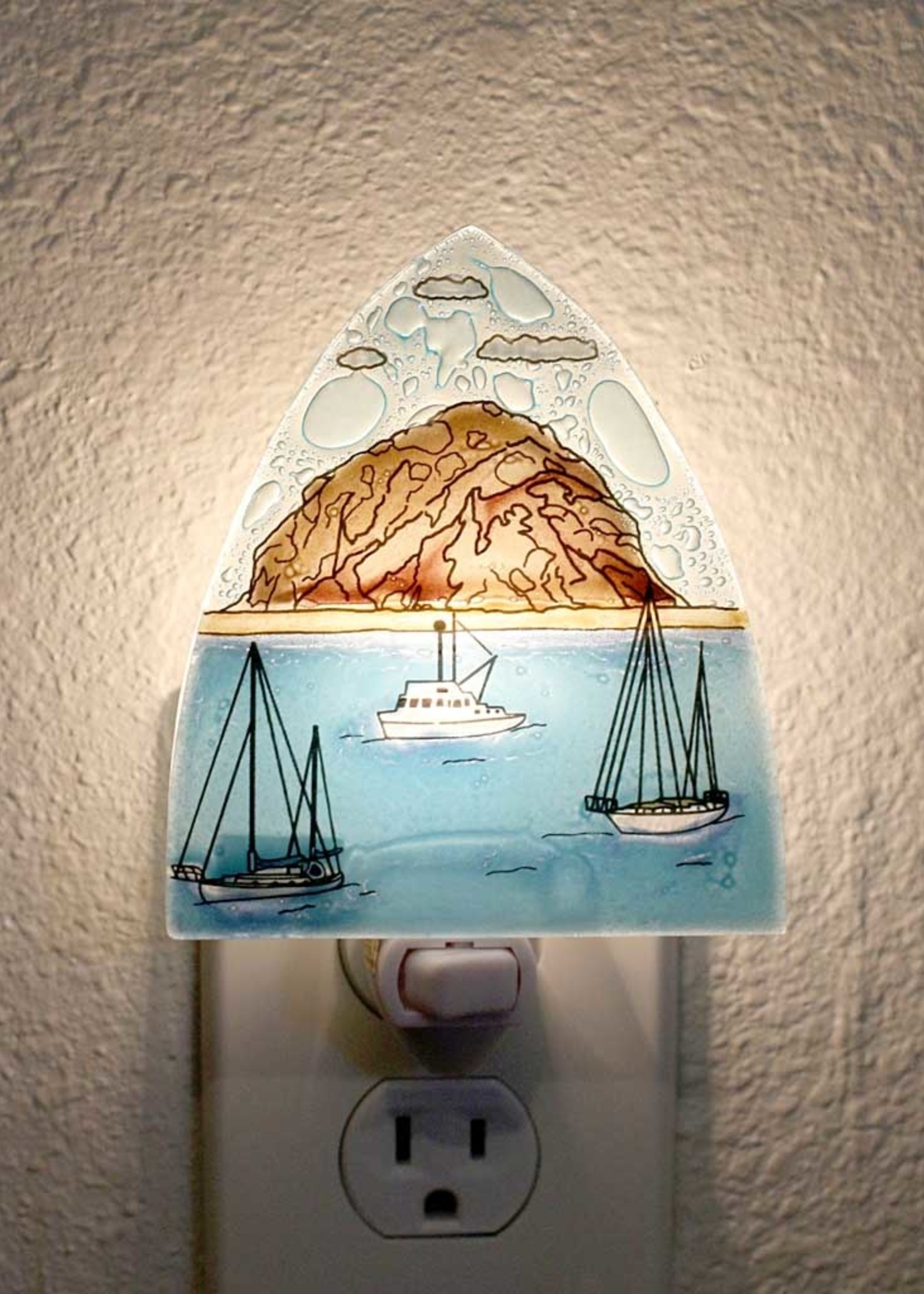 Morro Bay Night Light