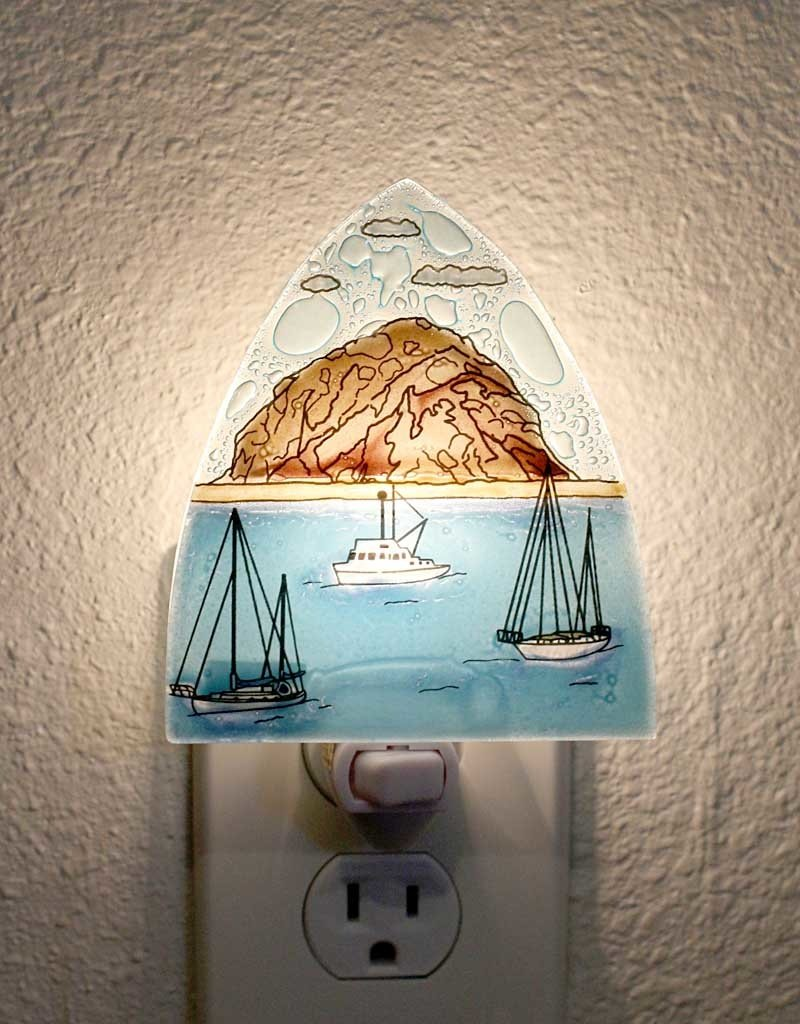 Morro Bay Night Light