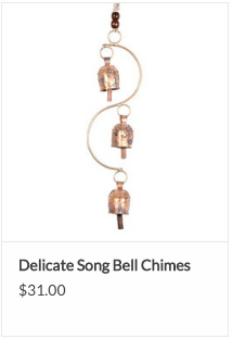 Delicate Song Chime from India