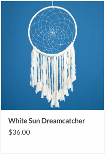 Fair Trade Dreamcatcher