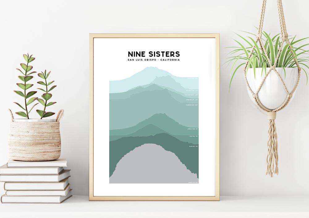 Amandalee Design 9 Sisters