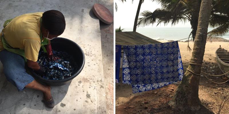 Ghana Batik Workshop 2