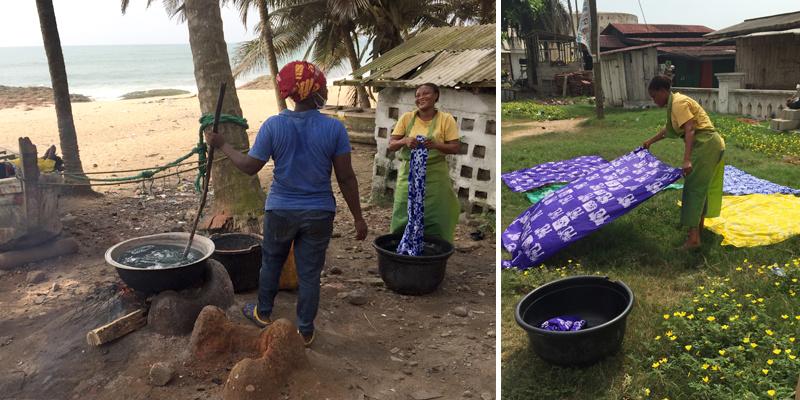 Ghana Batik Workshop 3