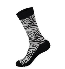 Socks That Protect Zebras (women's size)