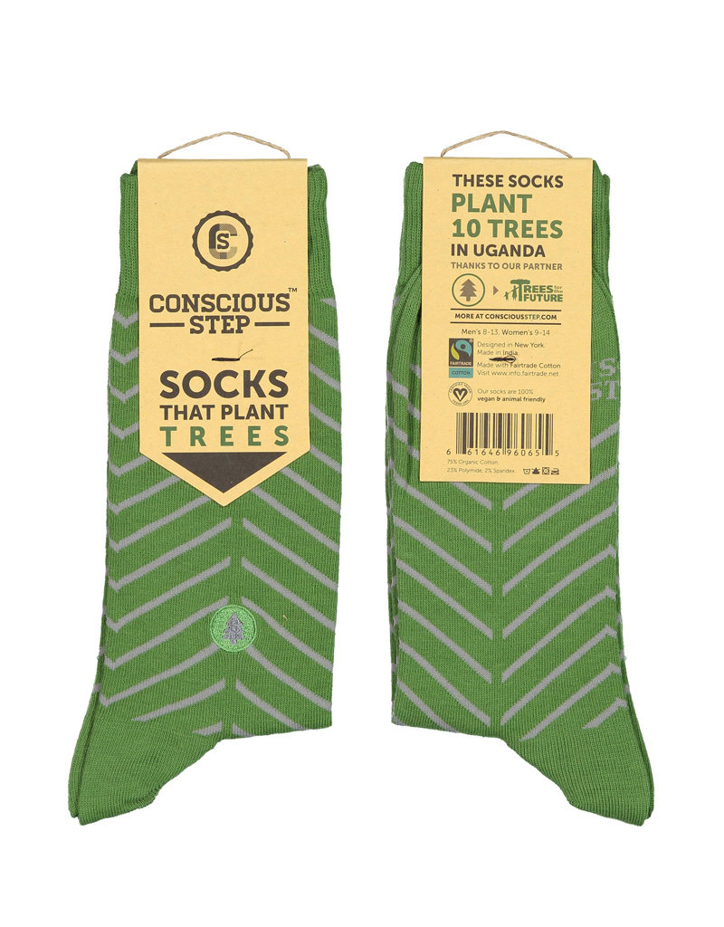 Socks That Plant Trees (women's size)