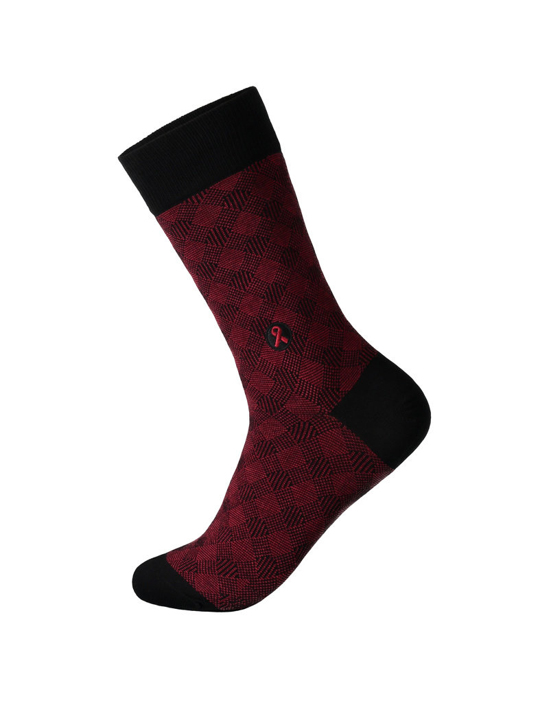Socks That Treat HIV (men's size)