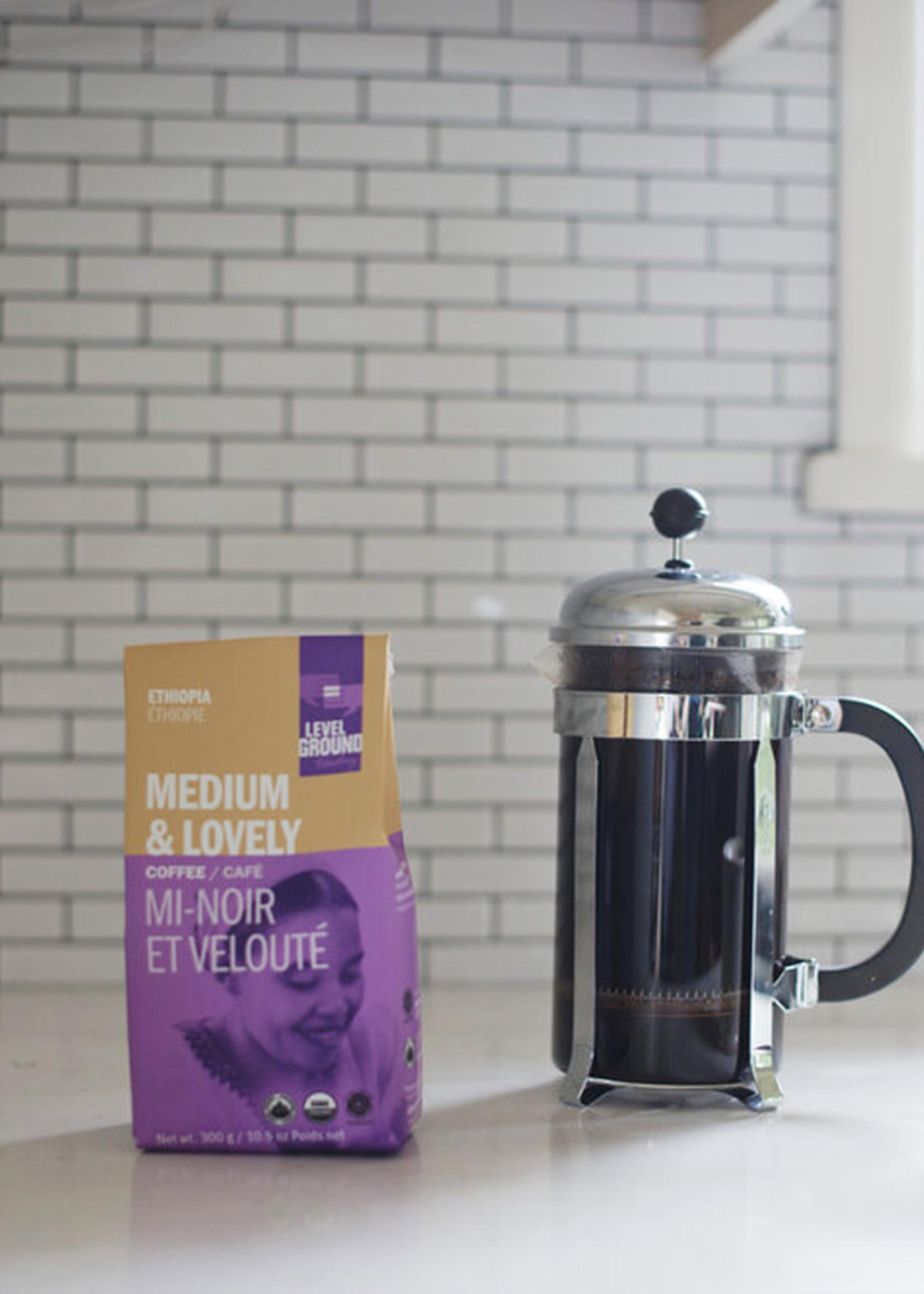 Level Ground Trading Ethiopian Coffee