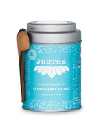 JusTea Loose Leaf Tea - Peppermint Detox