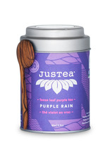 JusTea Loose Leaf Tea - Purple Rain
