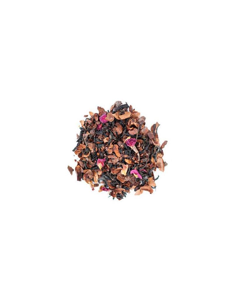 JusTea Loose Leaf Tea - Purple Chocolate