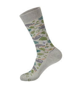 Socks That Protect Sloths (women's size)