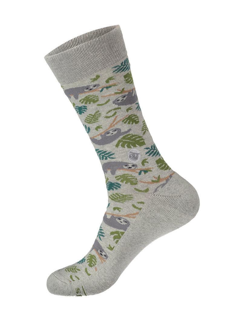 Socks That Protect Sloths (women's)