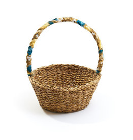 Matr Boomie Harvest Basket with Sari Handle