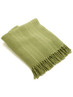 Moss Rethread Throw