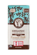 Equal Exchange Chocolate Bar with Coconut Milk