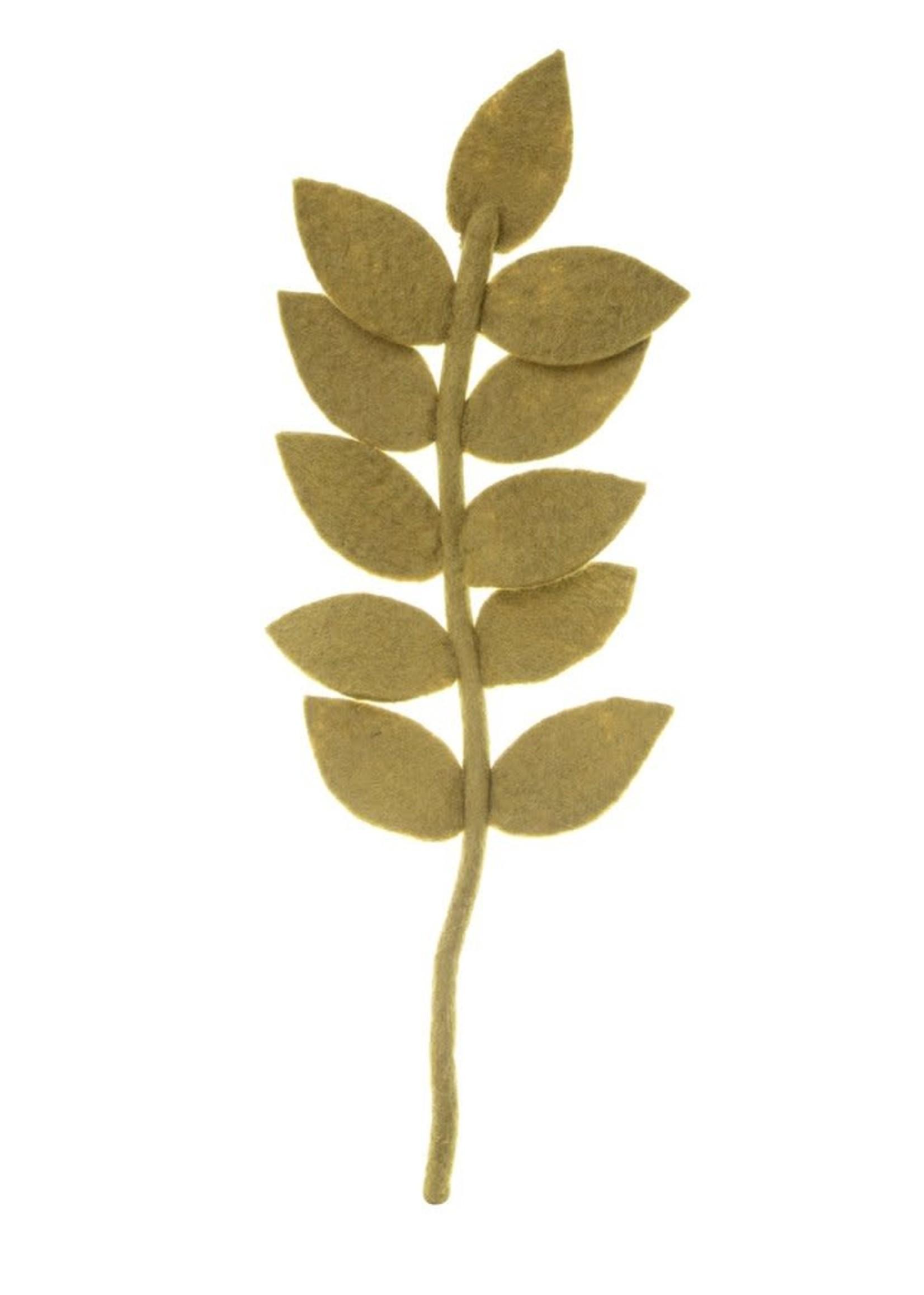 Global Goods Partners Felt Harvest Leaf