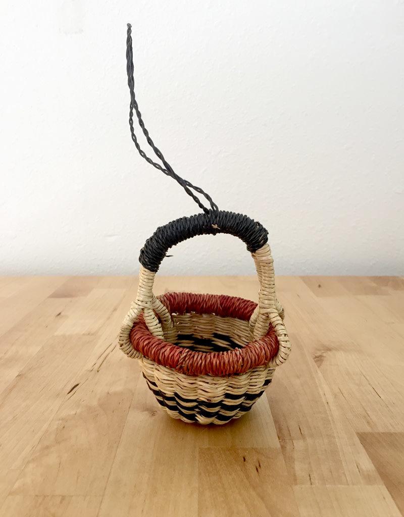 Kazi Itty Bitty Market Basket