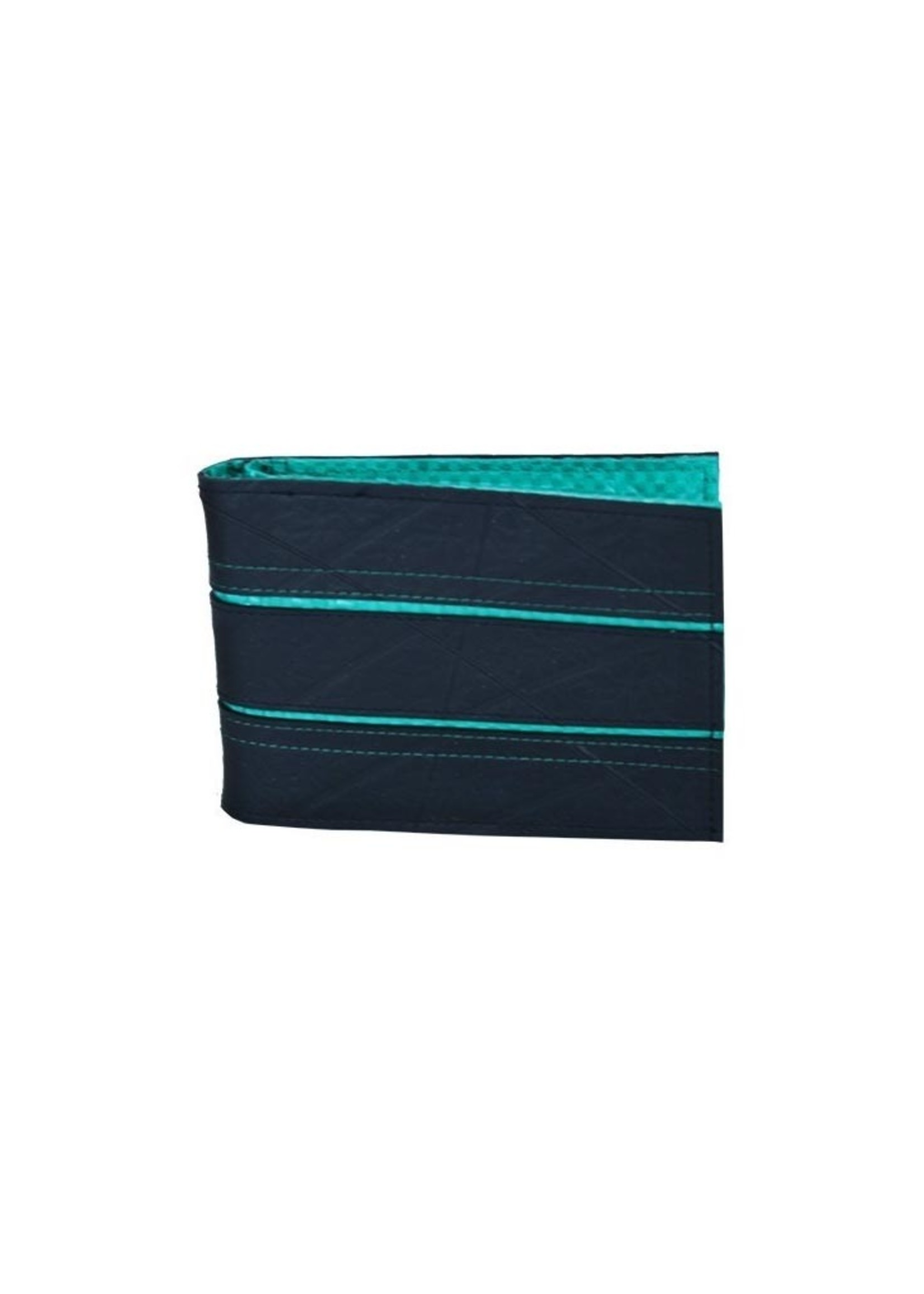 Malia Designs Recycled Tire Wallet