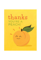 Good Paper Thanks You're A Peach Card