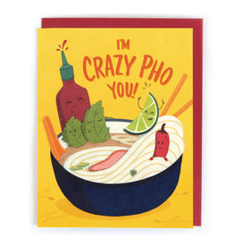 Good Paper Crazy Pho You Card