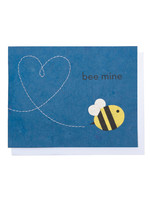Good Paper Bee Mine Card
