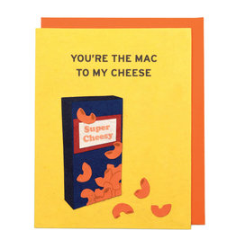 Good Paper Mac n Cheese Card