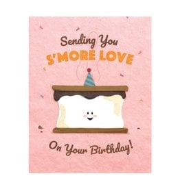 Good Paper Smore Love Birthday Card