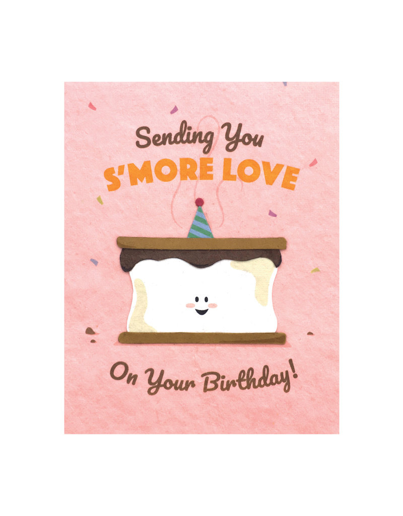 Good Paper Smore Love Birthday Card