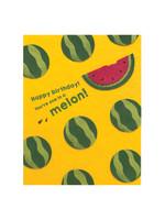 Good Paper One Melon Birthday Card