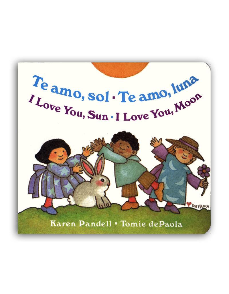 I Love You, Sun  I Love You, Moon Book