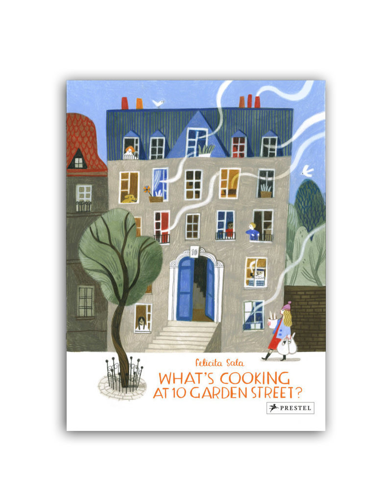 What's Cooking at 10 Garden Street Cookbook