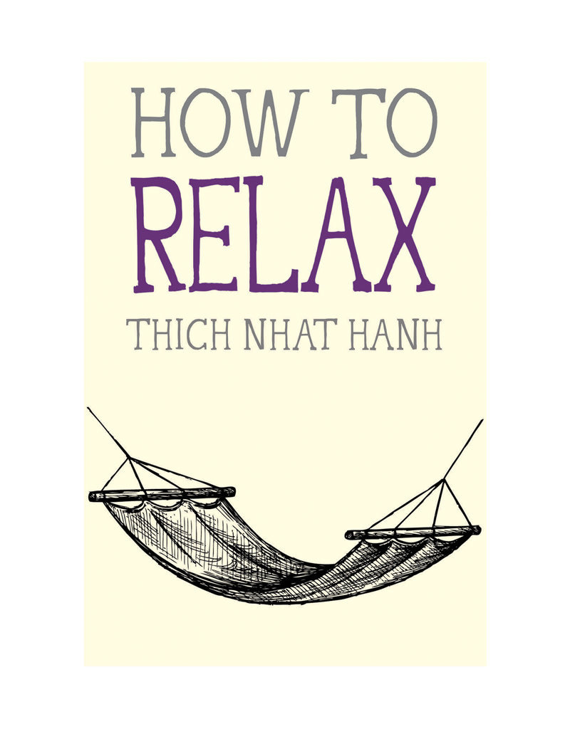 How to Relax Book