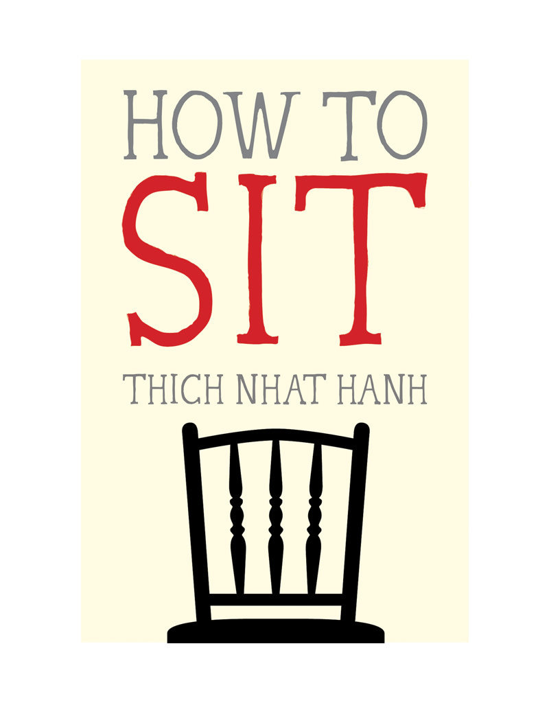 How to Sit Book