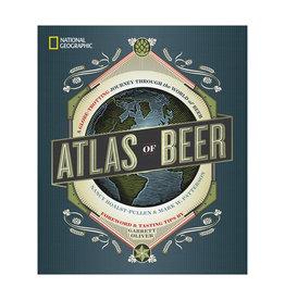 Atlas of Beer Book
