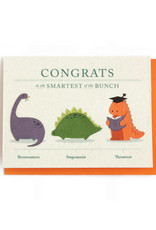 Good Paper Thesaurus Congrats Card