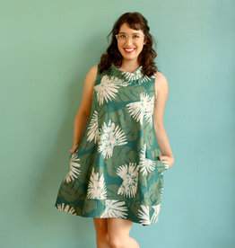 Global Mamas Evergreen Kakum Eli Dress
