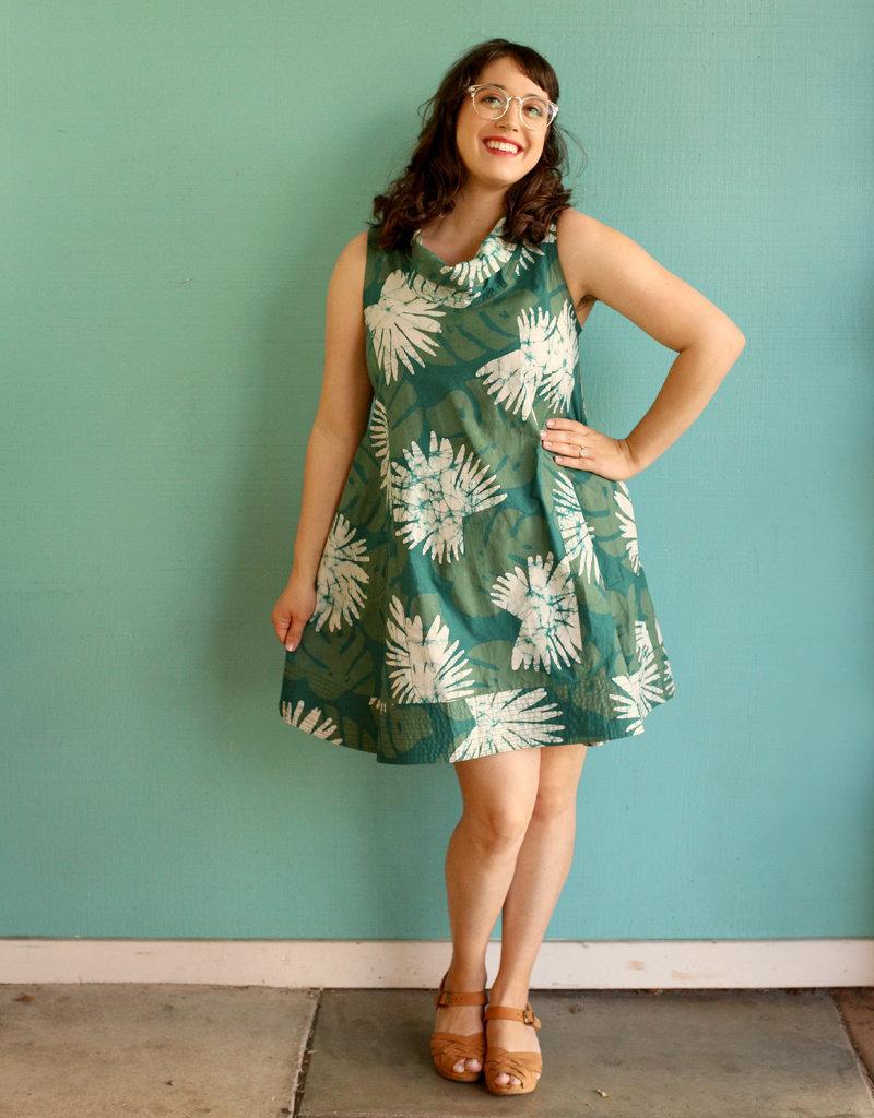 Global Mamas Evergreen Kakum Eli Dress