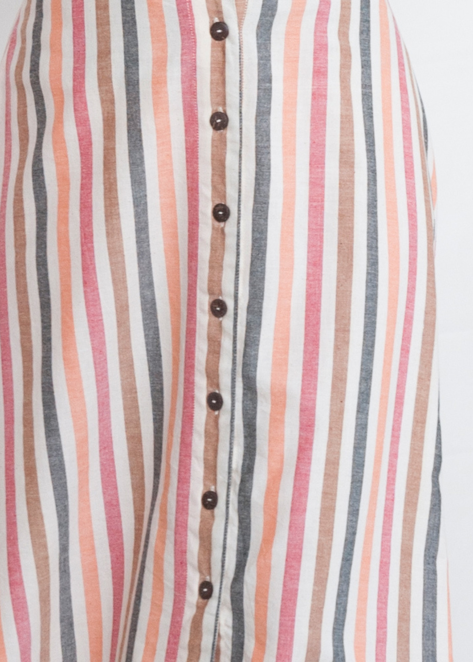 Mata Traders FINAL SALE Sunset Stripe Brighton Skirt *Size XL*