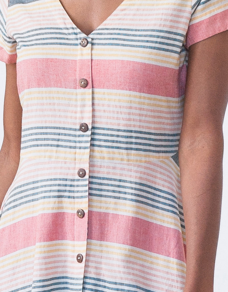 Mata Traders Summer Stripe Daydreamer Dress