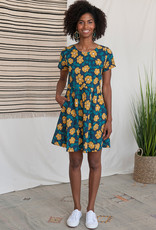 Mata Traders Sunflower Serenade Dress