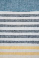 Mata Traders Cora Reversible Dress Sky Stripe