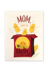 Good Paper Raisin Mothers Day Card