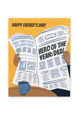 Good Paper Father's Day News  Card