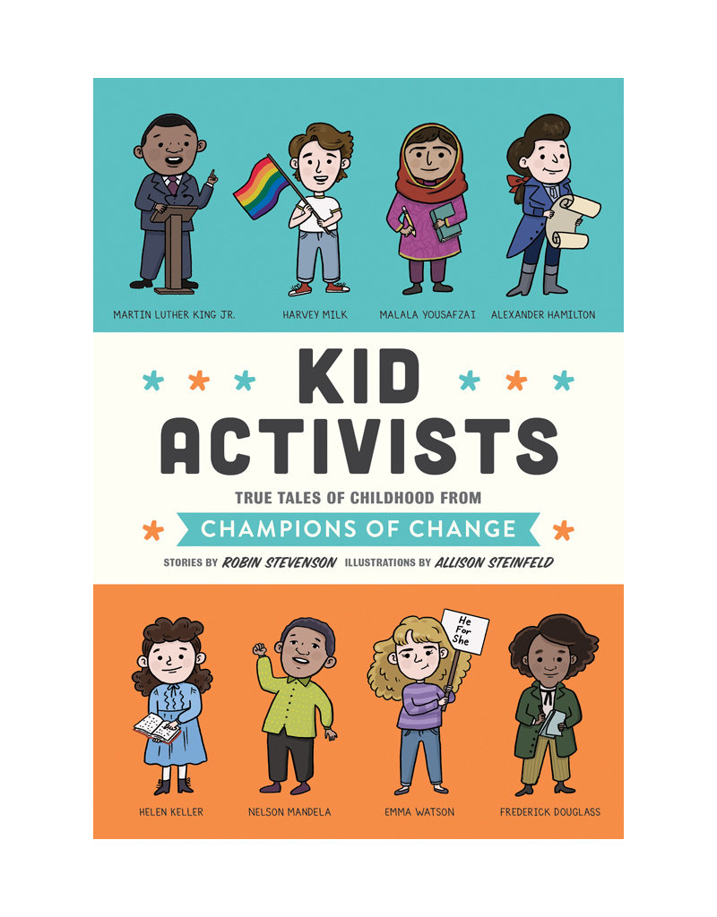 Kid Activists Book