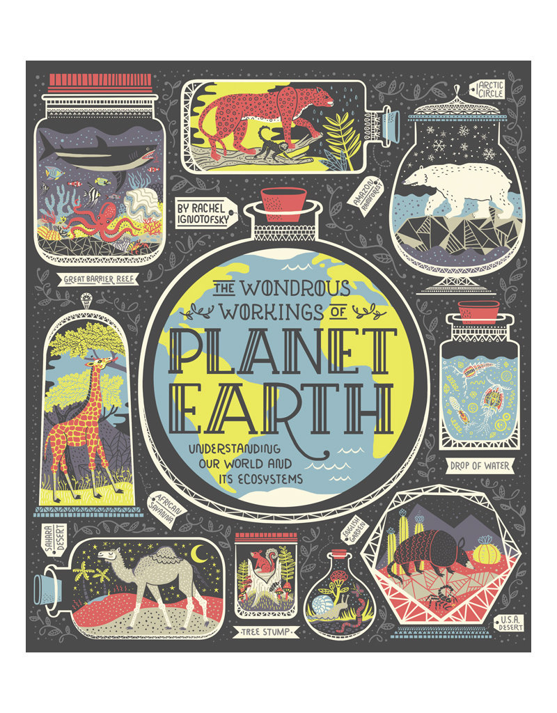 The Wondrous Workings of Planet Earth Book