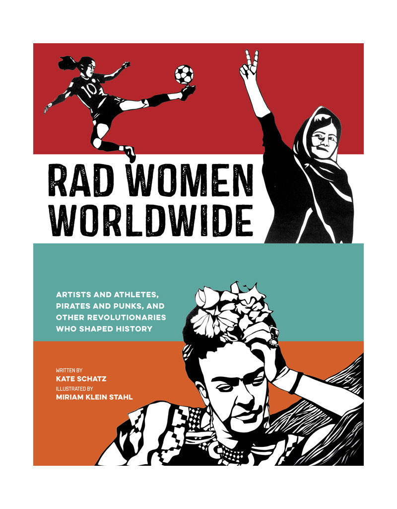 Rad Women Worldwide Book